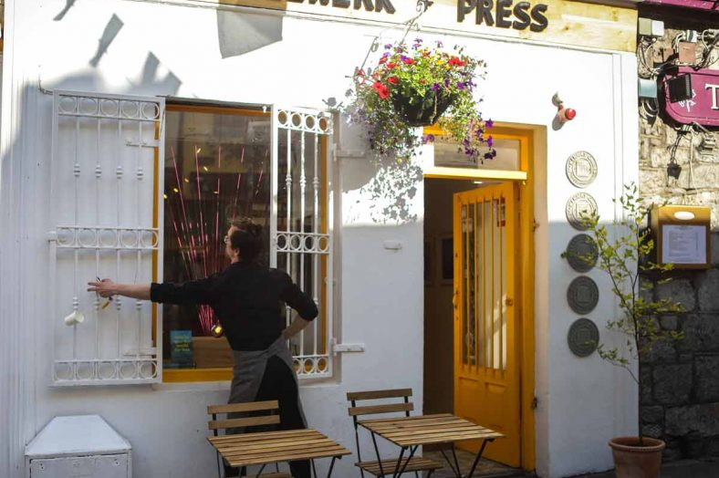 Coffeewerk & Press - Coffee Shop Galway city