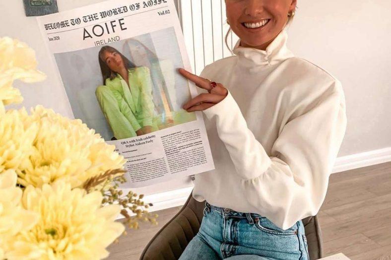 Designer Aoife McNamara
