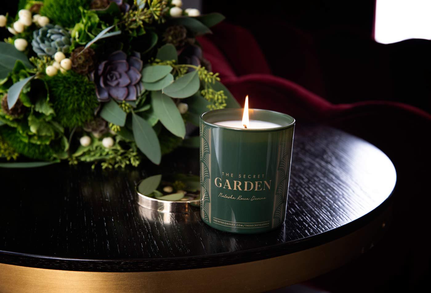 Natasha-Rocca-Devine---Barry-McCall---The-Secret-Garden-Candle-Product---
