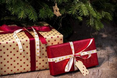 feature Image, Christmas gifts under the tree