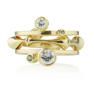 Celestial Mechanics jewellery band
