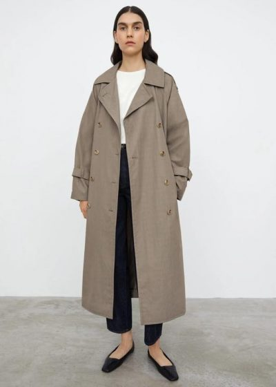 Toteme_trench coat